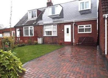 Thumbnail 3 bedroom semi-detached house for sale in Broom Close, Whickham, Newcastle Upon Tyne