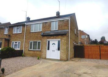 Thumbnail Semi-detached house to rent in Broadlands, Desborough, Kettering