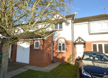 Thumbnail 3 bed detached house for sale in Eyston Drive, Weybridge, Surrey