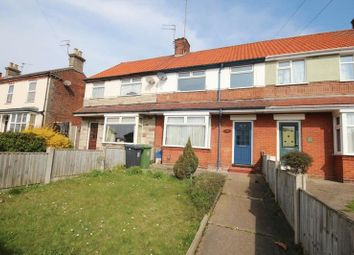Thumbnail 3 bed terraced house for sale in Church Lane, Gorleston, Great Yarmouth