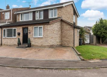 Thumbnail 6 bed detached house for sale in Monks Walk, Buntingford
