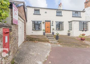 Thumbnail 4 bed cottage for sale in The Village, Burton, Neston, Cheshire