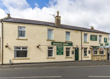 Thumbnail Pub/bar for sale in Northumberland NE65, Amble, Northumberland