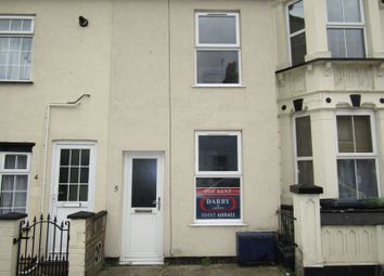 Thumbnail 2 bed terraced house to rent in Nelson Road, Gorleston, Great Yarmouth