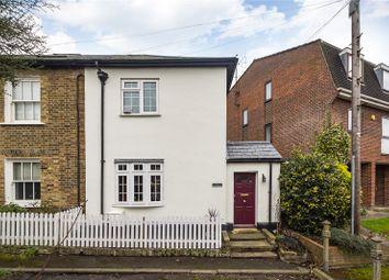 Thumbnail 2 bedroom terraced house for sale in Thames Cottages, Portsmouth Road, Thames Ditton, Surrey