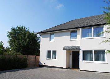 Thumbnail 4 bed semi-detached house for sale in Elmstead Close, Ewell Court, Epsom