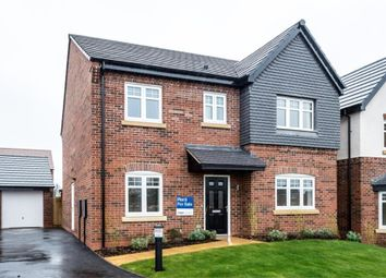 "Thumbnail 4 bed detached house for sale in ""Foxley"" at Starflower Way, Mickleover, Derby"