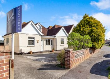 Thumbnail 4 bed detached bungalow for sale in Eastoke Avenue, Hayling Island