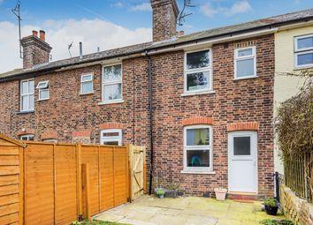 Victoria Road, Edenbridge TN8. 2 bed terraced house for sale