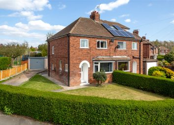 Thumbnail 3 bedroom semi-detached house for sale in George Terrace, Barlby, Selby