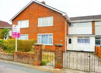 Thumbnail 3 bed terraced house for sale in Bridport Road, Swindon