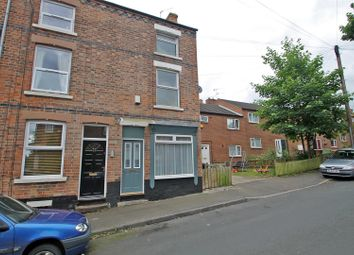 Thumbnail 3 bedroom terraced house for sale in Hollis Street, New Basford, Nottingham
