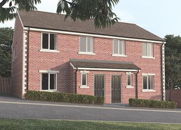 Thumbnail 3 bed semi-detached house for sale in Worsbrough View, Pilley, Barnsley