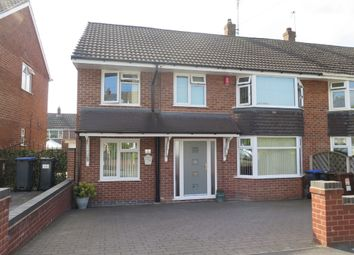 Thumbnail 4 bed semi-detached house for sale in Dove Road, Forsbrook, Stoke-On-Trent