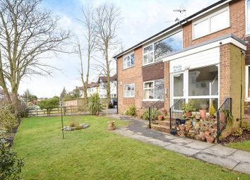 Thumbnail 2 bed flat for sale in Moorland Close, Leeds