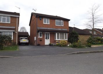 Thumbnail 3 bed detached house for sale in School Crescent, Broughton Astley, Leicester, Leicestershire