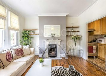 Thumbnail 3 bed flat to rent in Honiton Road, London