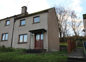 Thumbnail 2 bed semi-detached house to rent in Macrae Crescent, Dingwall