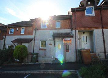 Thumbnail 2 bed terraced house to rent in Rudyerd Walk, Mannorfields, Plymouth