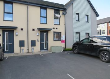 Thumbnail 2 bed terraced house for sale in Ffordd Pentre, Barry