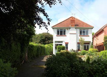 Thumbnail 4 bedroom detached house for sale in Caswell Road, Caswell, Swansea, West Glamorgan.