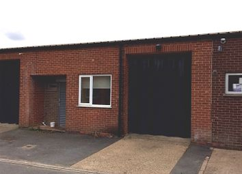 Thumbnail Light industrial for sale in Pillings Road, Oakham