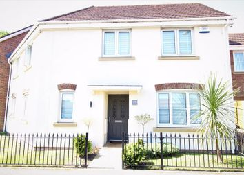 Thumbnail 4 bed semi-detached house for sale in Lon Yr Efail, Cardiff