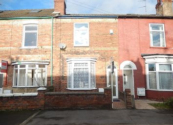Thumbnail 2 bed terraced house to rent in Cromwell Street, Gainsborough