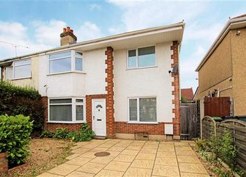Thumbnail 3 bed semi-detached house for sale in Sandown Road, Christchurch