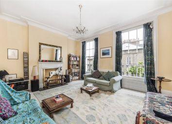 Thumbnail 5 bed flat for sale in Stratford Villas, Camden, London