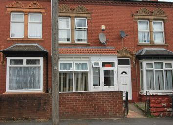 Thumbnail 2 bedroom terraced house for sale in Selsey Road, Birmingham, West Midlands