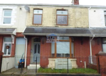 Thumbnail 3 bed property to rent in 5 Pen-Y-Bryn Terrace, Brynmenyn, Bridgend.