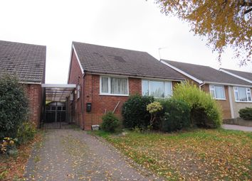 Thumbnail 2 bed bungalow to rent in Old Vicarage Close, Littleover, Derby