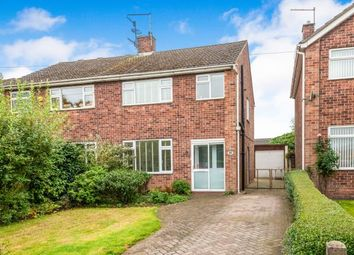 3 bed semi-detached house for sale in Northwood Lane, Clayton, Newcastle Under Lyme, Staffs ST5