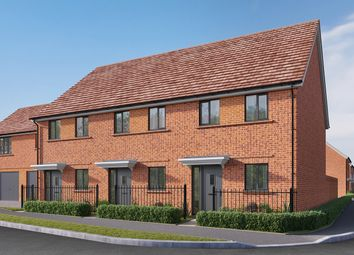 """Thumbnail 2 bed end terrace house for sale in """"The Barton"""" at Wycke Hill, Maldon"""