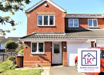 Thumbnail 3 bed semi-detached house to rent in Newmarket Road, Norton Canes, Cannock