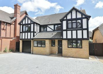 Thumbnail 5 bedroom detached house for sale in Elliot Rise, Hedge End, Southampton, Hampshire