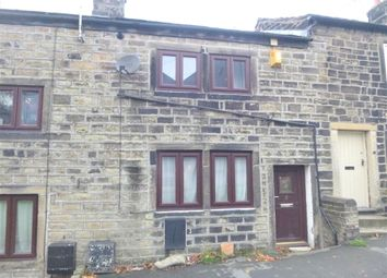 Thumbnail 2 bed terraced house for sale in Midgley Road, Mytholmroyd, Hebden Bridge.