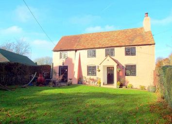 Thumbnail 3 bed detached house for sale in Denton Lane, Wootton, Canterbury, Kent
