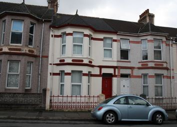 Thumbnail 1 bed terraced house to rent in South View Terrace, Plymouth