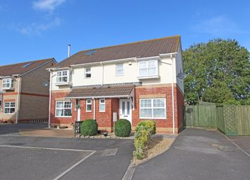 Thumbnail 3 bed semi-detached house for sale in Lapwing Close, Cullompton