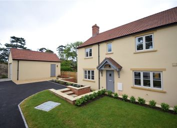 Thumbnail 3 bed semi-detached house for sale in Court Drive, Kingsdon, Somerton, Somerset