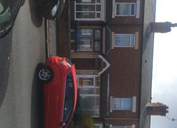 Thumbnail 2 bed terraced house to rent in St Mary's Road, Bearwood Warley