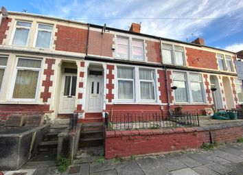 Thumbnail 3 bed terraced house for sale in Kendrick Road, Barry