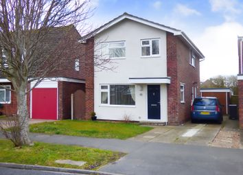 Thumbnail 4 bed detached house for sale in White Horses Way, Rustington, Littlehampton