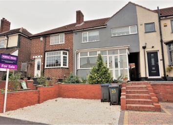 Thumbnail 3 bed terraced house for sale in Regina Avenue, Great Barr