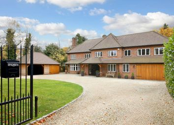 Thumbnail 4 bed detached house for sale in Long Walk, Chalfont St. Giles, Buckinghamshire