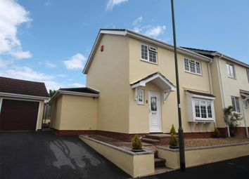 Thumbnail 4 bed semi-detached house for sale in Hound Tor Close, Hookhills, Paignton, Devon