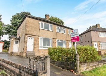 Thumbnail 2 bedroom semi-detached house for sale in Larch Hill Crescent, Bradford