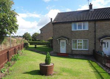 Thumbnail 2 bed end terrace house to rent in Ash Tree Walk, Tadcaster, North Yorkshire
